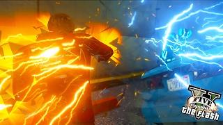 Claymmorez vs bbphoniex ! greatest speedsters battle (gta 5 ultimate flash mod cinematic)????????⚡️
