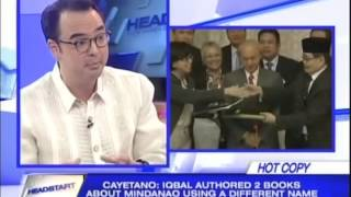ANC Headstart Karen Davila - Senate Majority Leader Alan Peter Cayetano