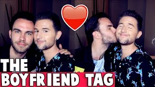 THE BOYFRIEND TAG (Meet My Boyfriend)