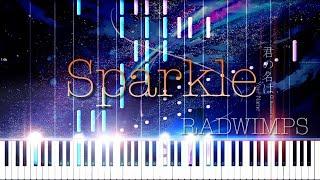 Performed by RADWIMPS Original Music:https://youtu.be/a2GujJZfXpg ...