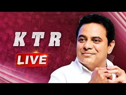 KTR LIVE | KTR Participates In TRS Activists Meeting At Kukatpally | ABN LIVE