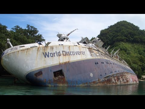 Top 10 Most Famous Shipwrecks