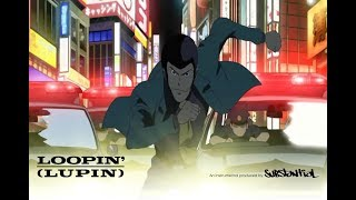Loopin' (Lupin) produced by Substantial