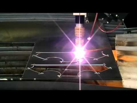 видео: Установка 3D плазменной резки металла