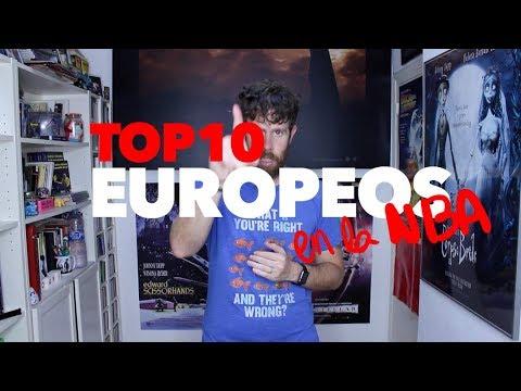 TOP 10 DE EUROPEOS EN LA NBA   Dani In The Jungle
