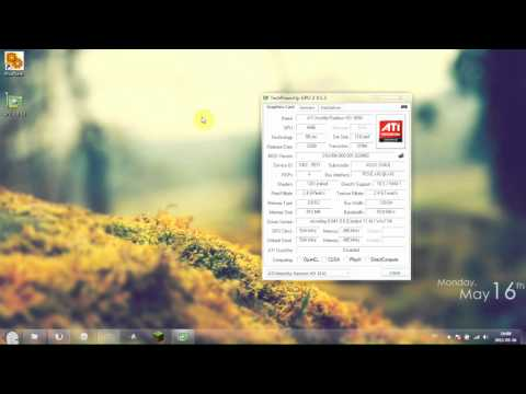How To Overclock your Mobility Radeon Graphics Card for Higher FPS! [HD]