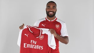 Alexandre Lacazette: I always dreamed of playing for Arsenal