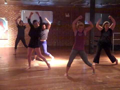 good luck by basement jaxx jazz at vega dance lab youtube