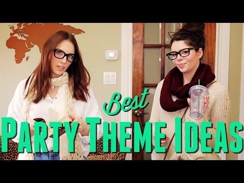 ACTUALLY COOL PARTY THEME IDEAS