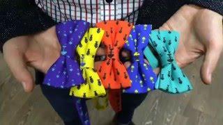 Галстук бабочки с рыбками(Купить бабочку с видео Bow Tie House - Магазин красивых вещей Ссылка на данное видео https://youtu.be/xwm26J212pk Выбрать..., 2016-03-07T20:39:25.000Z)