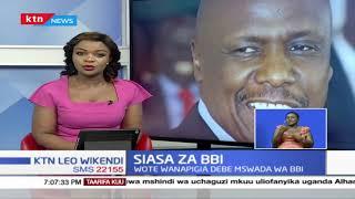 Seneta Moi ameongoza mkutano wa wanasiasa kupigia debe BBI katika kisiwa cha faza kaunti ya lamu