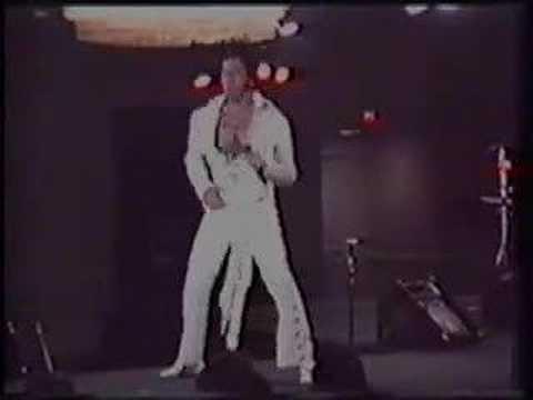 Adam sing Elvis 1995