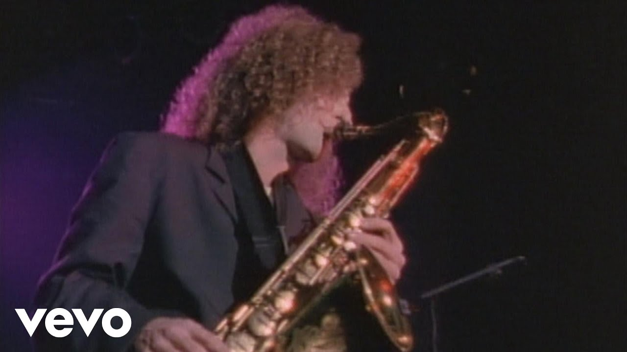 Kenny G Midnight Motion From Kenny G Live Youtube