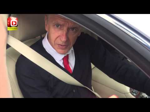Cheeky Fan asks Arsene Wenger to start Ospina in goal for The FA Cup Final