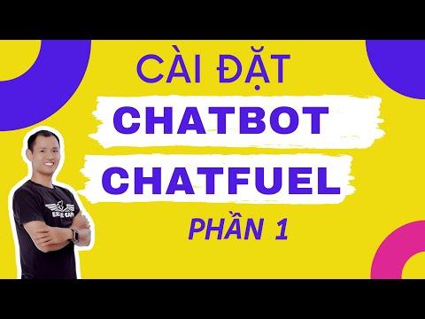 Hướng dẫn cài đặt chatfuel chatbot - phần 1   Eroca Thanh