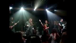 Steel Tormentor - The Time of the Oath (abertura do Show do Andre Matos)