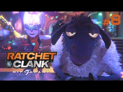 Tentacouilles & Jambes de Bois – Ratchet & Clank #8 #PS5  Benzaie Live