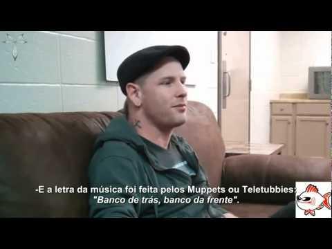 Corey Taylor fala sobre Justin Bieber, Rebecca Black e MTV (legendado Brasil)