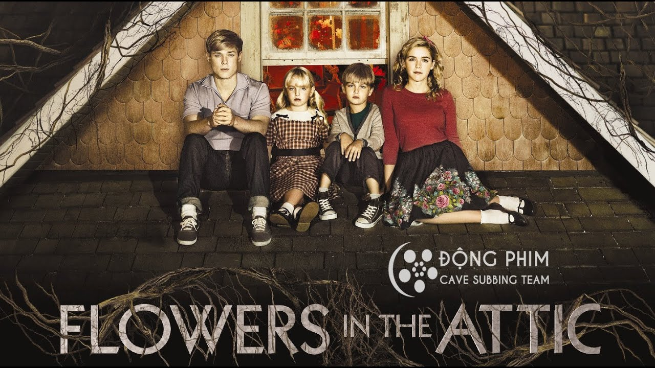[Vietsub] Flowers In The Attic 2014 Trailer [HD]