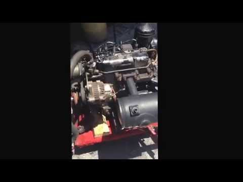 Mitsubishi L3E Diesel Engine Walk Around