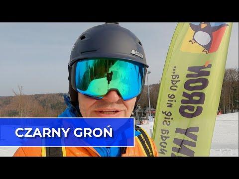 Czarny Groń - raport narciarski