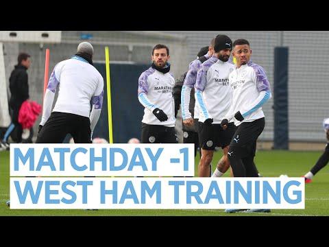 training-|-preparing-for-matchday