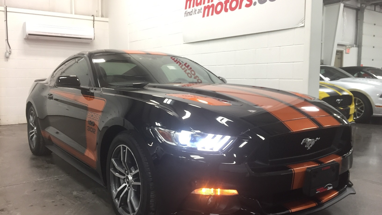 Sold Sold Sold 2015 Ford Mustang Gt Premium 6 Speed Nav