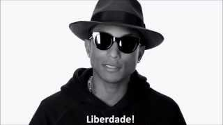 Pharrell Williams - Freedom (Tradução)