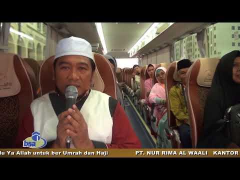 HARI KE 1 Perjalanan Ibadah Umrah Umroh bersama MKU NRA group tour & travel 2020.