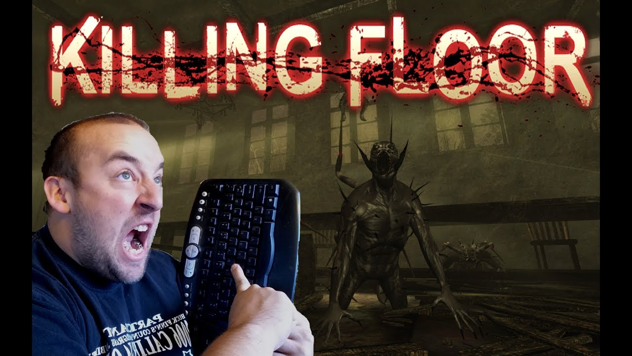 Killing floor livestream because zombies youtube for Killing floor zombies