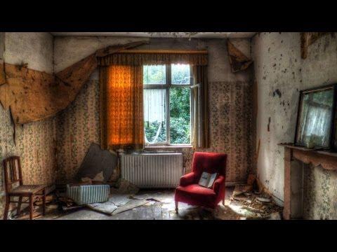 Lost place Belgium  URBEX  Abandoned villa ONDER ONS