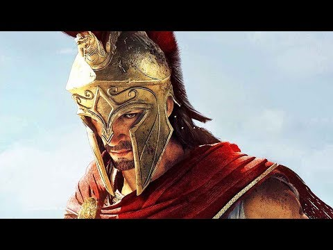 Vidéo ASSASSIN'S CREED ODYSSEY Bande Annonce VF (2018)
