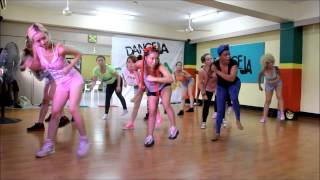 """How To """"ONE DROP"""" Dancehall Workshop with Sher & Nickeisha"""