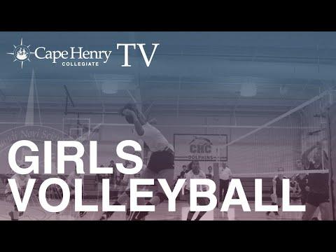 CHC V Girls Volleyball vs Greenbrier Christian Academy 2/11/21