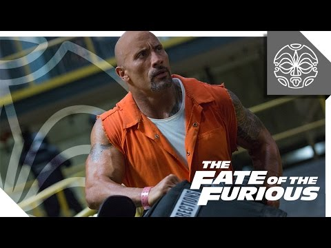 """The Rock's EXCLUSIVE First Look at """"The Fate of the Furious"""""""