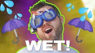 Automatic Rain Goggles