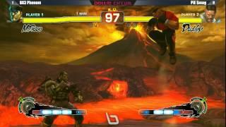 Next Level Battle Circuit 135 - USF4 - BK3 Phenom (Dictator) vs PIE Smug (Dudley)