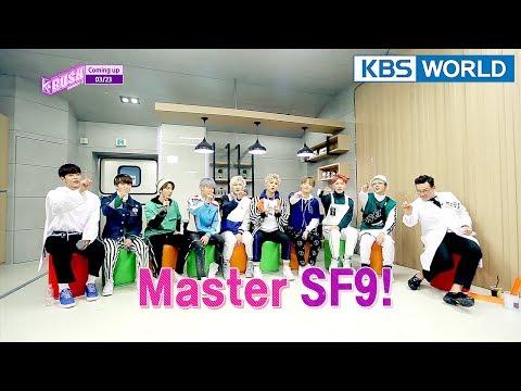 KBS World Idol Show K-RUSH Season3 - Ep.2 SF9 [Preview]