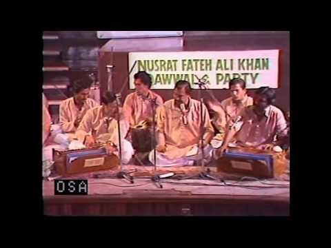 Shahsware Karbala Ki Shahsawari Ko Salam - Ustad Nusrat Fateh Ali Khan - OSA Official HD Video