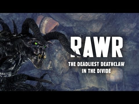 Lonesome Road Part 6: Rawr, the Boxwood Hotel Roof, & More - Fallout New Vegas Lore