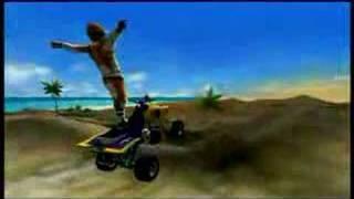 ATV Offroad Fury Pro - Trailer PSP