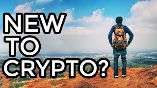 NEW TO CRYPTO/BITCOIN? START HERE! CRYPTOCURRENCY STARTERPACK!