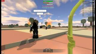 ROBLOX catching fire - game 4: TMT UNITE!