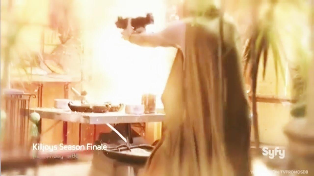 "Download Killjoys Season 1 Episode 11 Promo ""Escape Velocity""   Season Finale (HD)"