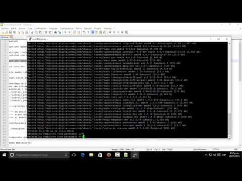 Instalar centralita Asterisk VPS & Cloud server  (En la nube) ubuntu 14 - 2015