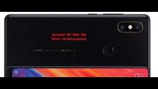 Xiaomi Mi Mix 2S 4K video test