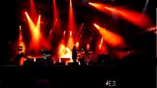 The Cure - The Top (Live at Hultsfred festival 2012)