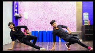 Gambar cover O SAKI SAKI Dance Video / Biswajit Mondal / Tushar Shrivastava / Nora Fatehi / New Version Video