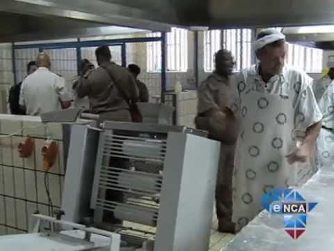 Most Productive Prison Bakery in SA