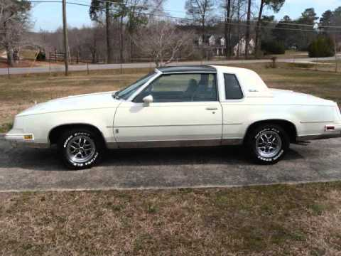 1986 cutlass salon t top for sale sold youtube for 1986 oldsmobile cutlass salon